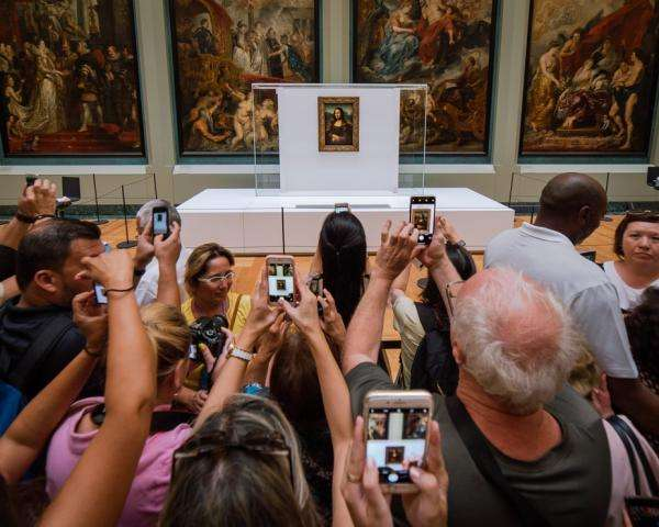 The Leonardo da Vinci exhibition at the Louvre; the event of the autumn