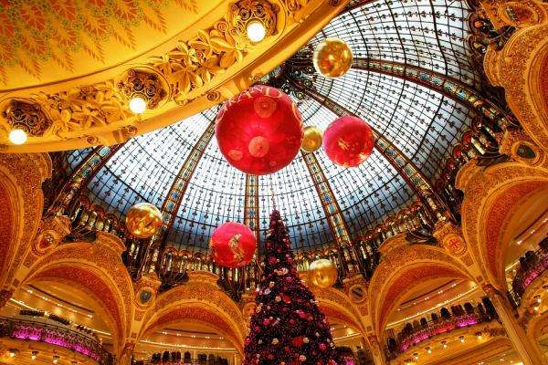 The timeless atmosphere of the Paris Christmas markets
