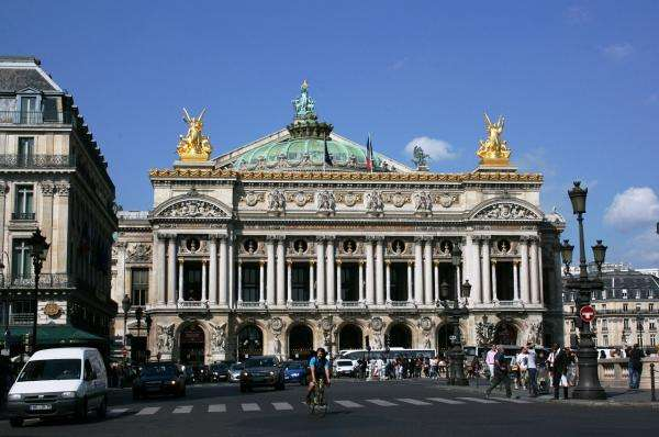 An operatic break in Paris